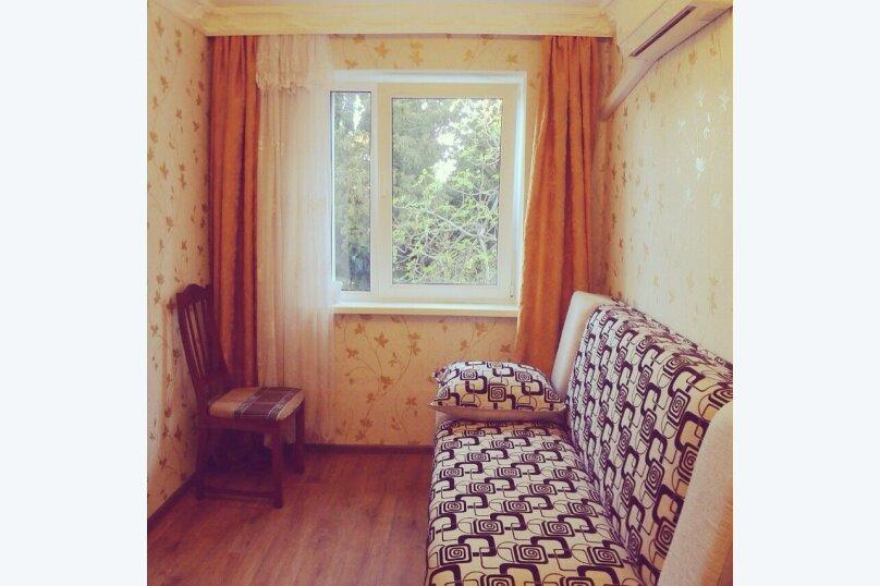 2-комн. квартира, 38 кв.м. на 5 человек, Алупкинское шоссе, 34, Гаспра - Фотография 2
