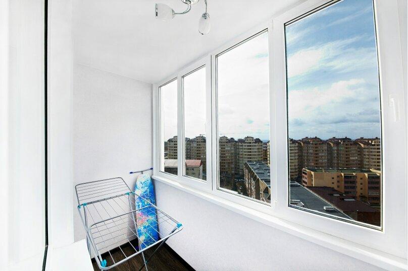 1-комн. квартира, 27 кв.м. на 3 человека, Владимирская, 154, Анапа - Фотография 7