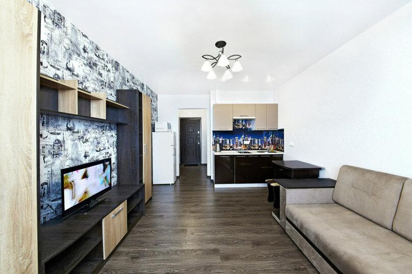 1-комн. квартира, 27 кв.м. на 3 человека, Владимирская, 154, Анапа - Фотография 11