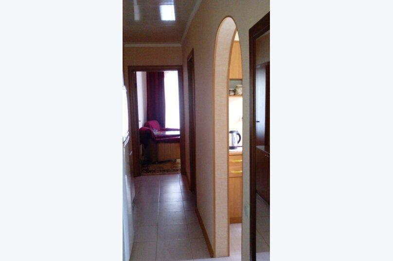 2-комн. квартира, 40 кв.м. на 6 человек, Д.Ульянова, 4, Евпатория - Фотография 6