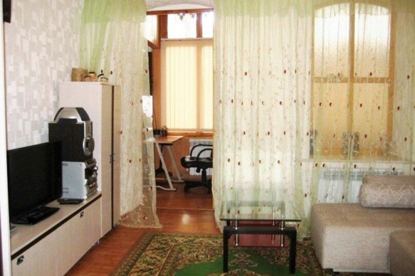 1-комн. квартира, 28 кв.м. на 3 человека, улица Леси Украинки, 6, Ялта - Фотография 3
