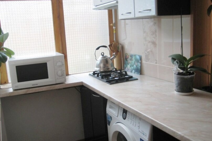 1-комн. квартира, 28 кв.м. на 3 человека, улица Леси Украинки, 6, Ялта - Фотография 4