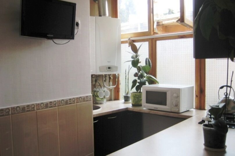 1-комн. квартира, 28 кв.м. на 3 человека, улица Леси Украинки, 6, Ялта - Фотография 5