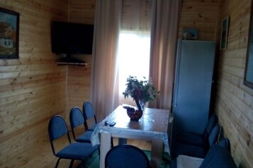Домик , 90 кв.м. на 9 человек, 3 спальни, Деревня Зальцо, Осташков - Фотография 1