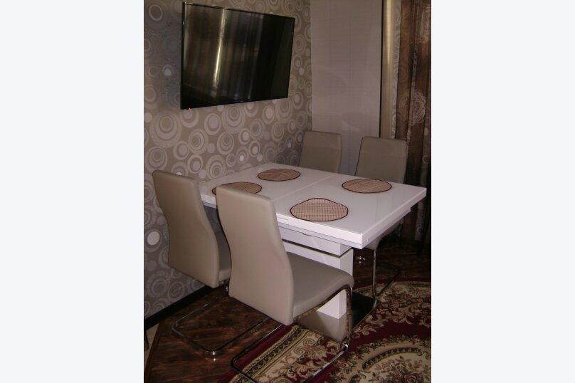 3-комн. квартира, 95 кв.м. на 8 человек, Симферопольское шоссе , 1А, Анапа - Фотография 37