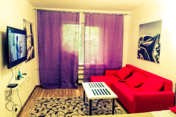 1-комн. квартира, 37 кв.м. на 6 человек, Орловская улица, Курск - Фотография 2