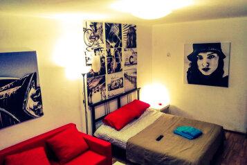 1-комн. квартира, 37 кв.м. на 6 человек, Орловская улица, Курск - Фотография 3