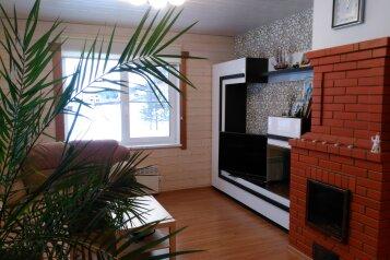 Дом, 130 кв.м. на 6 человек, 2 спальни, Мартнаволокский берег озера Пертозеро, Кондопога - Фотография 4