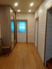Дом, 130 кв.м. на 6 человек, 2 спальни, село Кончезеро, Боровая, 6, Кондопога - Фотография 1