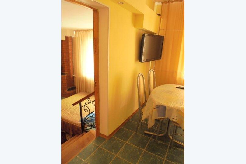 Люкс  2х комнатный с камином, улица Маяковского, 159, Анапа - Фотография 5