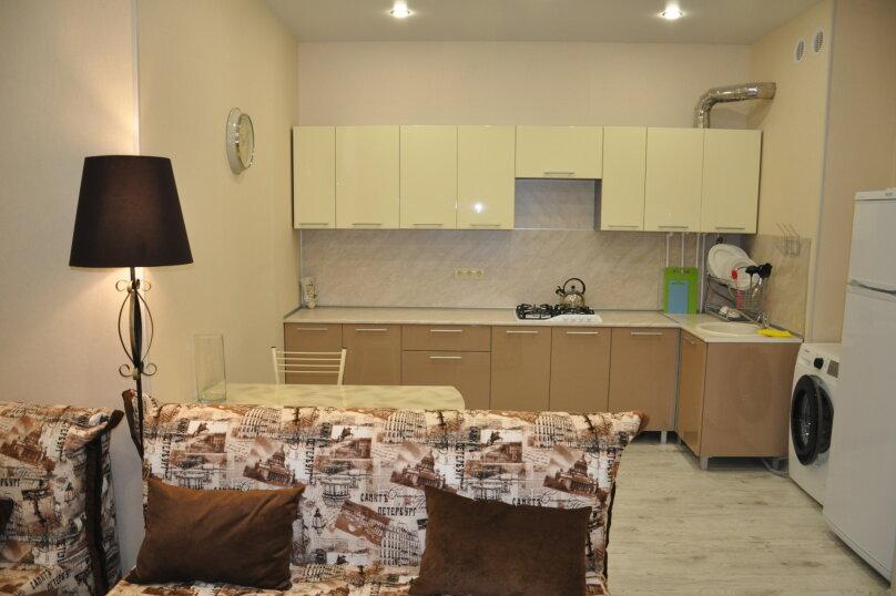 2-комн. квартира, 50 кв.м. на 6 человек, улица Туристическая, 3Д, Геленджик - Фотография 2