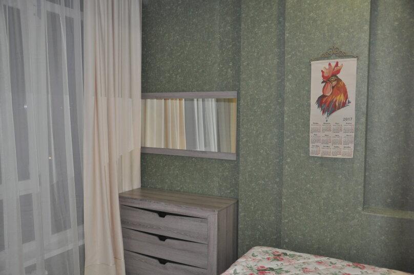 2-комн. квартира, 50 кв.м. на 6 человек, улица Туристическая, 3Д, Геленджик - Фотография 4