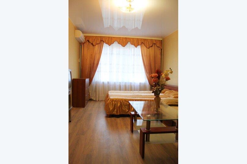2-комн. квартира, 46 кв.м. на 5 человек, проспект Героев Сталинграда, 46, Севастополь - Фотография 9