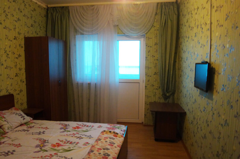 Трехместный номер эконом-класса, Нагорная улица, 2А, Джубга - Фотография 1