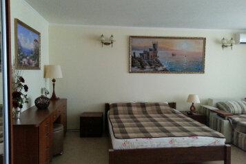 2-комн. квартира, 60 кв.м. на 6 человек, Можжевеловый переулок, 11, Алушта - Фотография 3