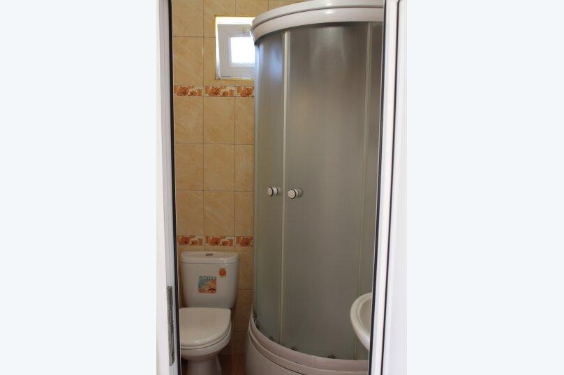 №7 Полулюкс (душ и туалет)  , Сельская улица, 36, Витязево - Фотография 3