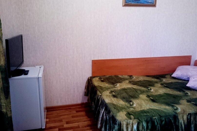 №4 - 2-х местный стандартный номер с одной кроватью, Заводская  , 24а, Анапа - Фотография 1