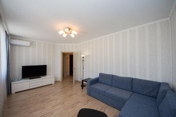 2-комн. квартира, 72 кв.м. на 5 человек, Крымская улица, Центр, Анапа - Фотография 1