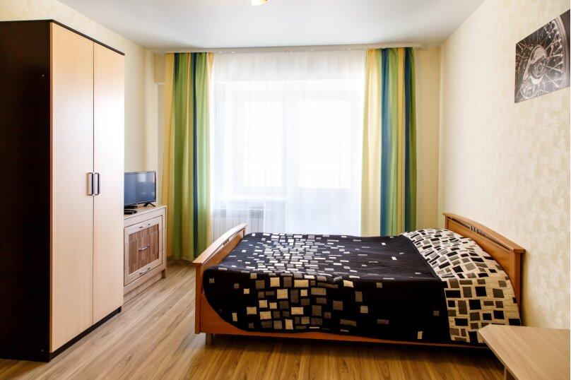 1-комн. квартира, 36 кв.м. на 3 человека, Строительный переулок, 8, Иркутск - Фотография 3