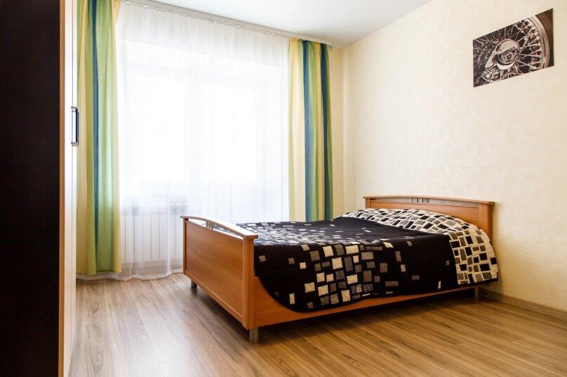 1-комн. квартира, 36 кв.м. на 3 человека, Строительный переулок, 8, Иркутск - Фотография 4