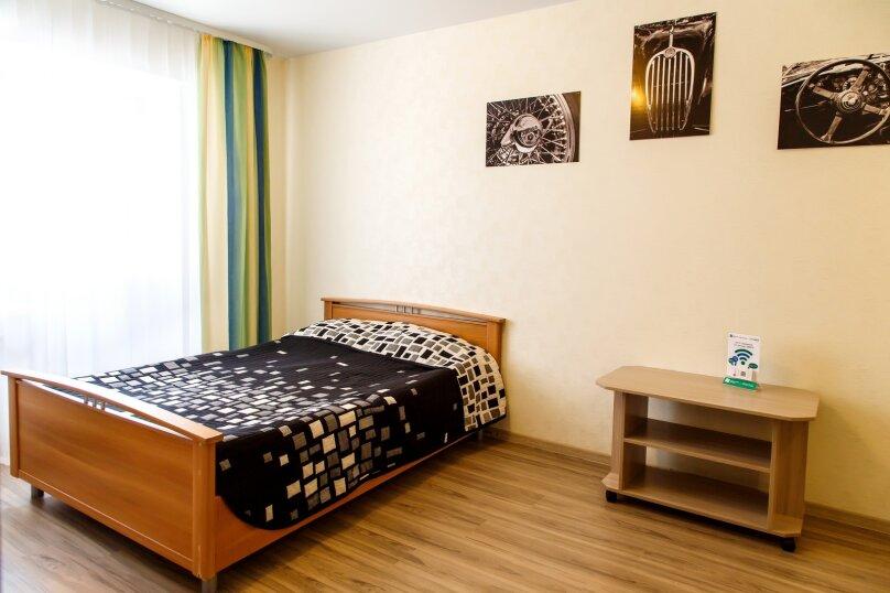 1-комн. квартира, 36 кв.м. на 3 человека, Строительный переулок, 8, Иркутск - Фотография 5