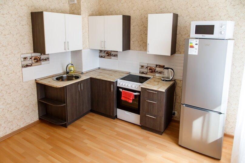 1-комн. квартира, 36 кв.м. на 3 человека, Строительный переулок, 8, Иркутск - Фотография 8