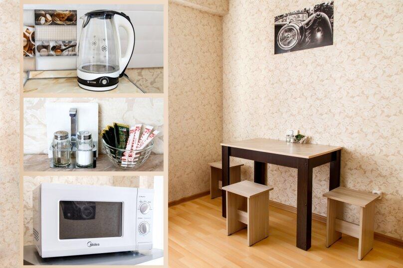 1-комн. квартира, 36 кв.м. на 3 человека, Строительный переулок, 8, Иркутск - Фотография 9