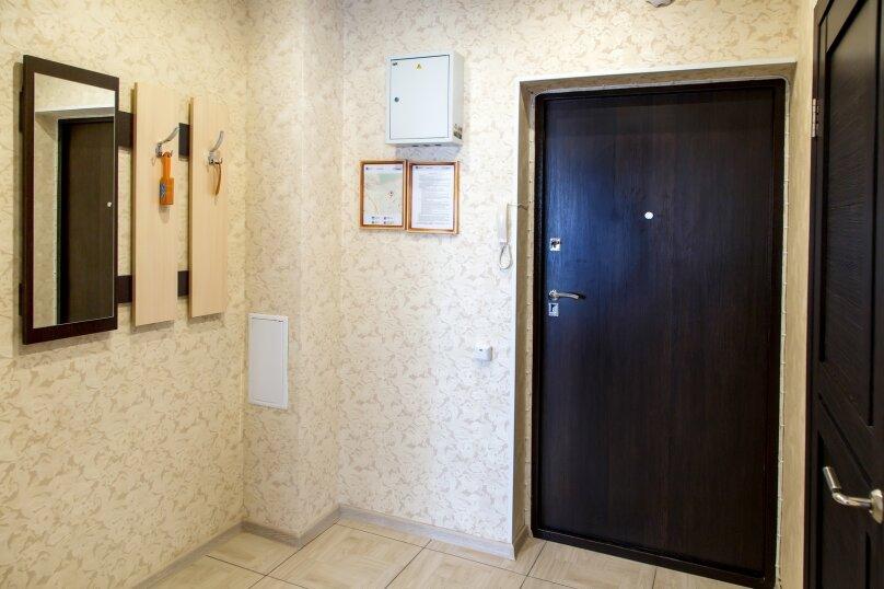 1-комн. квартира, 36 кв.м. на 3 человека, Строительный переулок, 8, Иркутск - Фотография 16