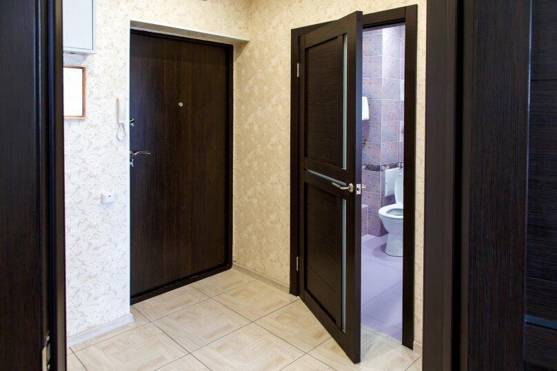 1-комн. квартира, 36 кв.м. на 3 человека, Строительный переулок, 8, Иркутск - Фотография 17