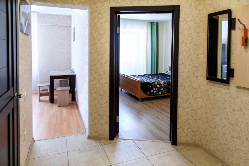 1-комн. квартира, 36 кв.м. на 3 человека, Строительный переулок, 8, Иркутск - Фотография 18