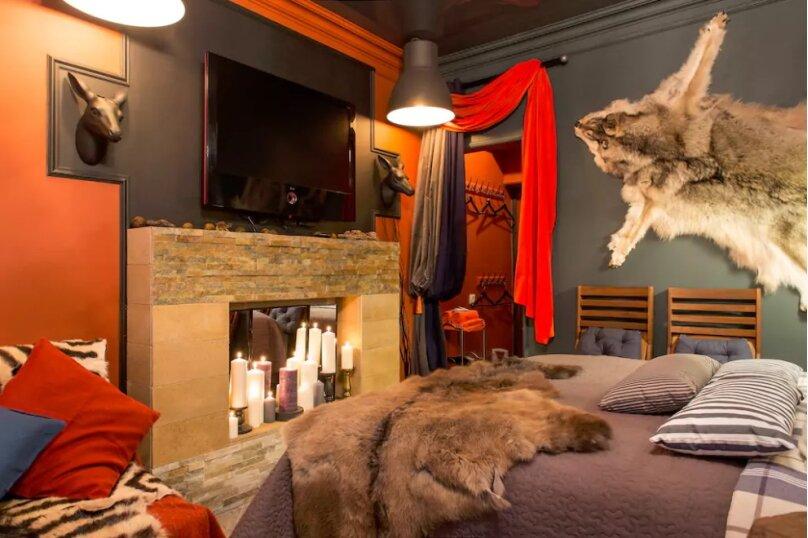 1-комн. квартира, 20 кв.м. на 3 человека, Берёзовая улица, 106, Эстосадок, Красная Поляна - Фотография 4