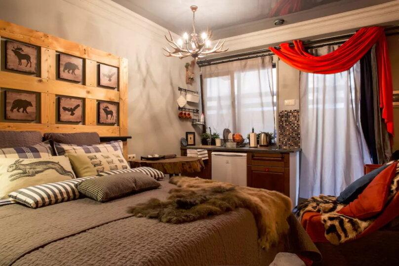 1-комн. квартира, 20 кв.м. на 3 человека, Берёзовая улица, 106, Эстосадок, Красная Поляна - Фотография 5
