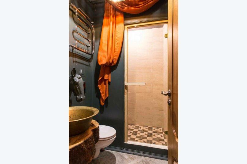 1-комн. квартира, 20 кв.м. на 3 человека, Берёзовая улица, 106, Эстосадок, Красная Поляна - Фотография 8