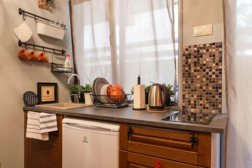 1-комн. квартира, 20 кв.м. на 3 человека, Берёзовая улица, 106, Эстосадок, Красная Поляна - Фотография 11