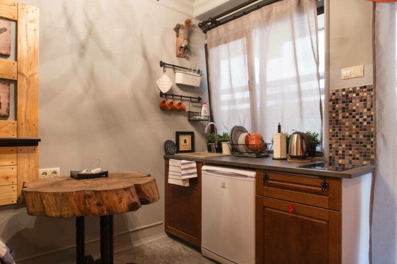 1-комн. квартира, 20 кв.м. на 3 человека, Берёзовая улица, 106, Эстосадок, Красная Поляна - Фотография 12