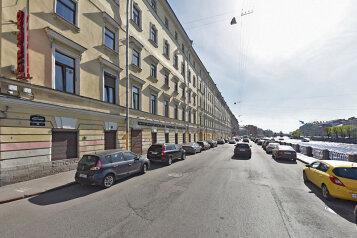 2-комн. квартира, 55 кв.м. на 5 человек, набережная реки Фонтанки, 50, метро Владимирская, Санкт-Петербург - Фотография 3