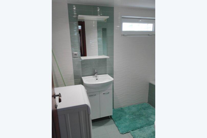 Комфортабельный часть дома под ключ около моря, 45 кв.м. на 5 человек, 2 спальни, Краснофлотская улица, 103, Ейск - Фотография 4