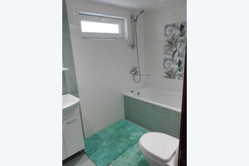 Комфортабельный часть дома под ключ около моря, 45 кв.м. на 5 человек, 2 спальни, Краснофлотская улица, 103, Ейск - Фотография 5
