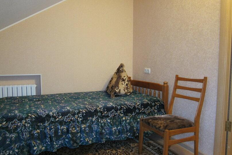 3-комн. квартира, 80 кв.м. на 6 человек, Фрунзенское шоссе, 8А, Партенит - Фотография 5