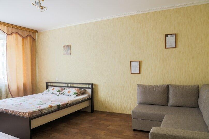 2-комн. квартира, 54 кв.м. на 6 человек, улица Шишкова, 97, Воронеж - Фотография 2