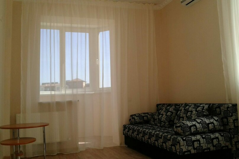 1-комн. квартира, 40 кв.м. на 4 человека, Лазурная улица, 10к2, Анапа - Фотография 1