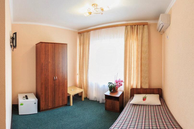 Стандартный одноместный номер, улица Кудряшова, 14, Лазаревское - Фотография 1