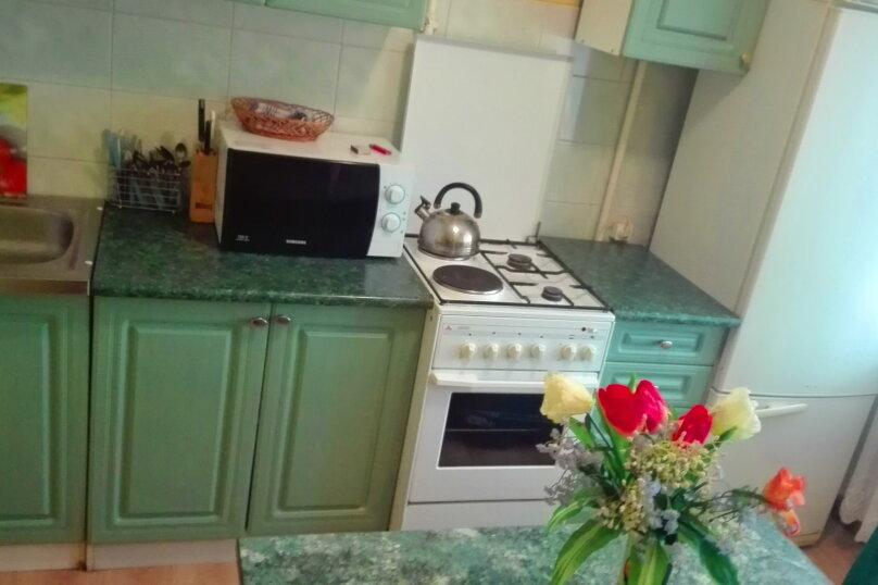 2-комн. квартира, 46 кв.м. на 5 человек, проспект Героев Сталинграда, 46, Севастополь - Фотография 16