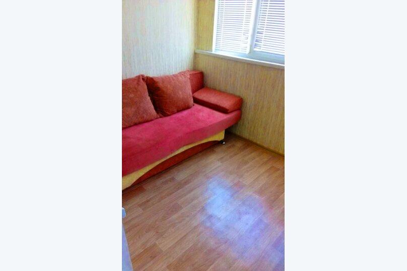 2-комн. квартира, 46 кв.м. на 5 человек, проспект Героев Сталинграда, 46, Севастополь - Фотография 19