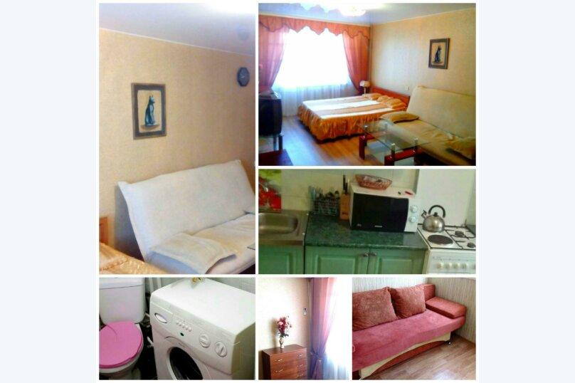 2-комн. квартира, 46 кв.м. на 5 человек, проспект Героев Сталинграда, 46, Севастополь - Фотография 20
