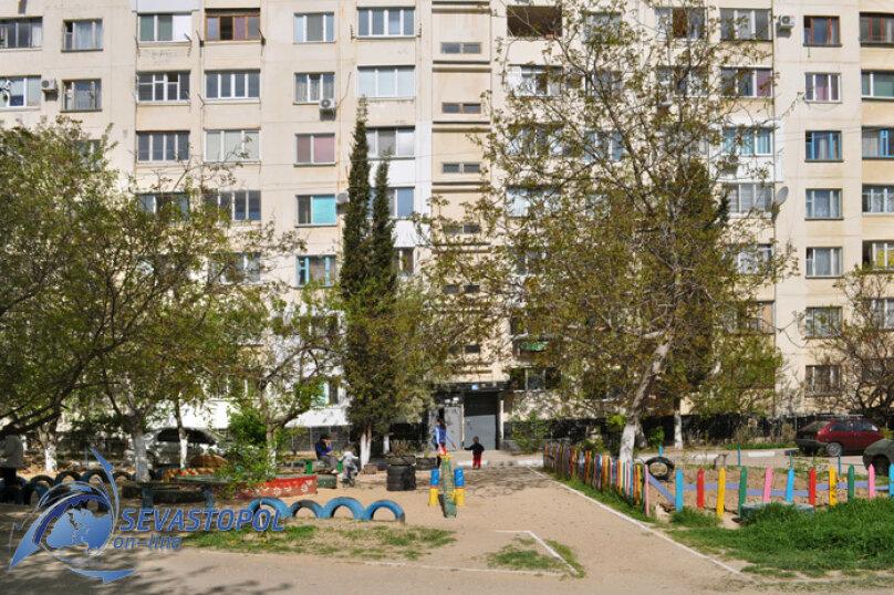 2-комн. квартира, 46 кв.м. на 5 человек, проспект Героев Сталинграда, 46, Севастополь - Фотография 23