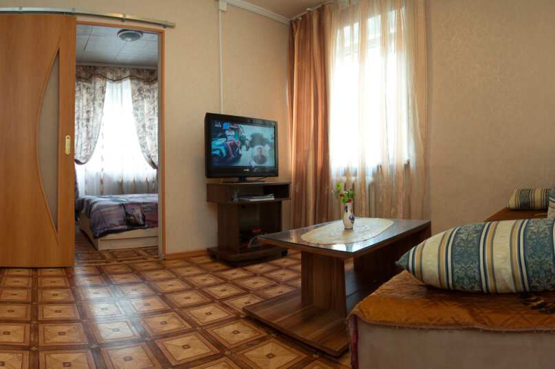 2-комн. квартира, 40 кв.м. на 4 человека, Ленинский проспект, 4, Калининград - Фотография 9