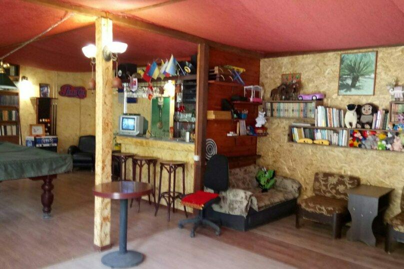 Домик 3-х местный однокомнатный, 20 кв.м. на 3 человека, 1 спальня, Енисейская улица, 4, Лоо - Фотография 3