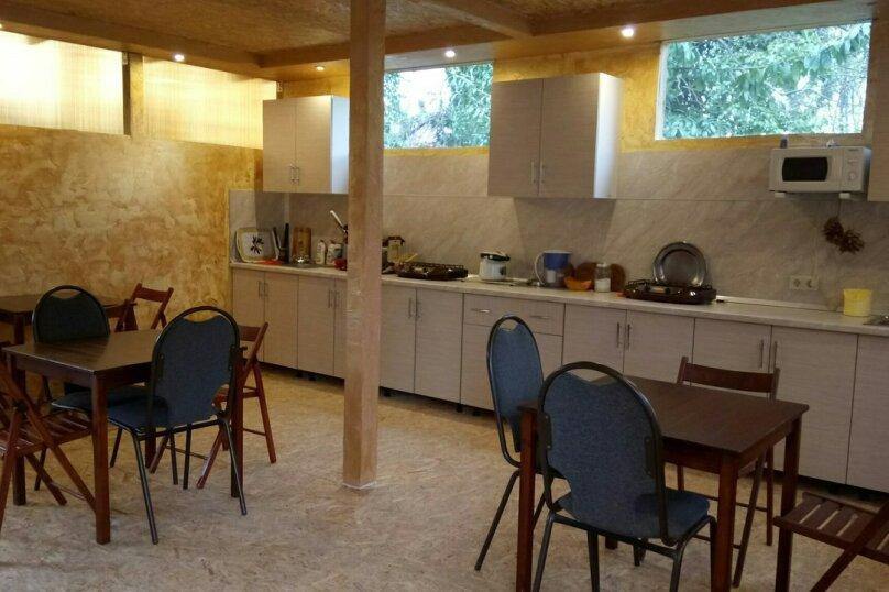 Домик 3-х местный однокомнатный, 20 кв.м. на 3 человека, 1 спальня, Енисейская улица, 4, Лоо - Фотография 5