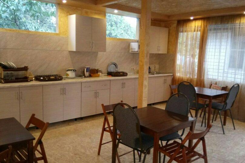 Домик 3-х местный однокомнатный, 20 кв.м. на 3 человека, 1 спальня, Енисейская улица, 4, Лоо - Фотография 7